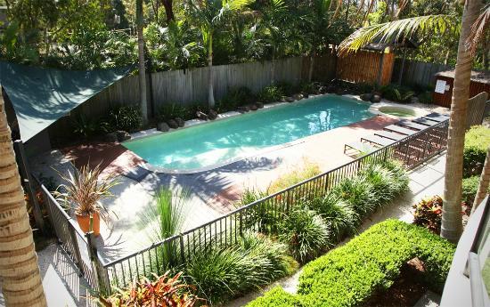 Byron Beachcomber Resort: Pool & Spa