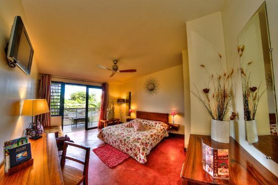 Entre-Deux, Νήσος Ρεουνιόν: DIMITILE HOTEL**** ile de La Réunion