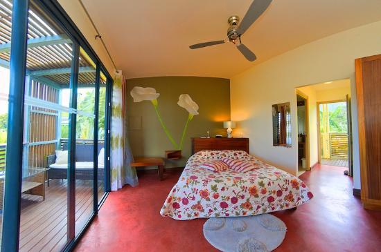 Entre-Deux, Pulau Reunion: DIMITILE HOTEL**** ile de La Réunion
