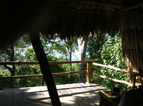 Posada del Cerro: room with a view