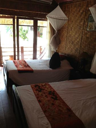 Ban Sabai Riverside Bungalow: Superior Room