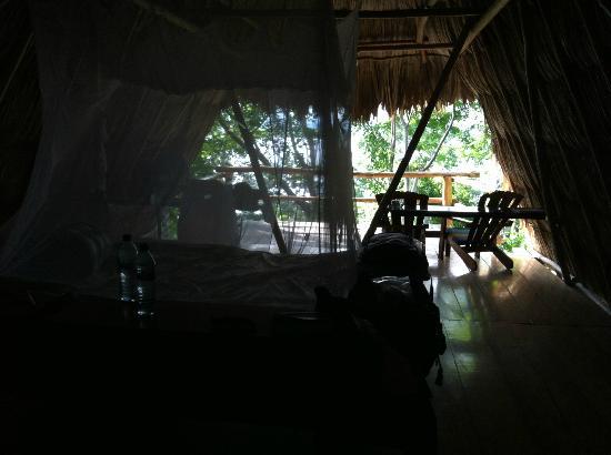 Posada del Cerro: room