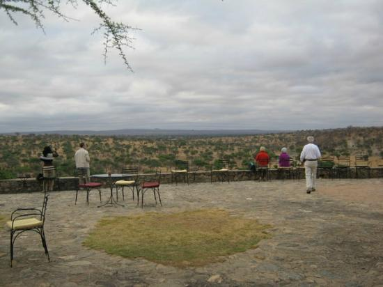 Tarangire Safari Lodge: View