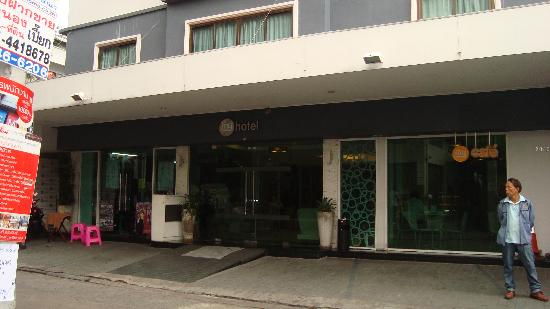 myhotel Pratunam: Entrance