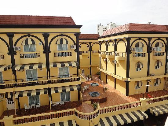 Zing Resort & Spa: facade