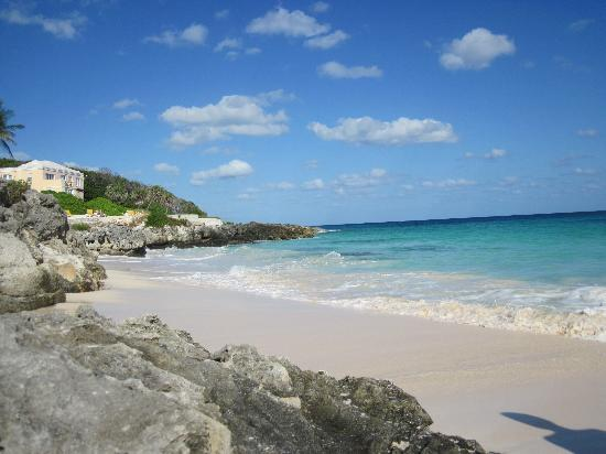 Elbow Beach, Bermuda: another pic at the end