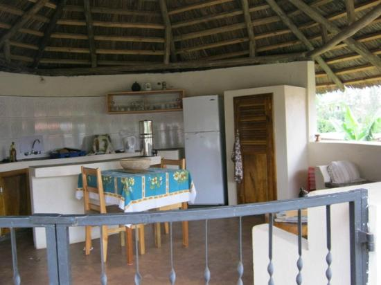 Baraka Lodge : Dining area