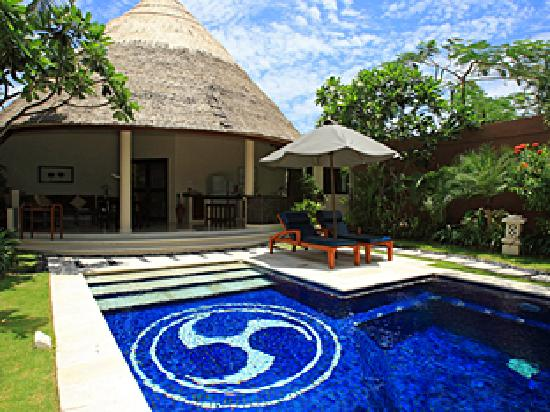 The Dusun: One bedroom villa - pool