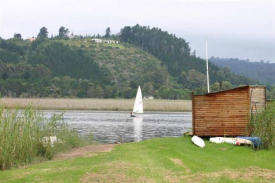 Bushbuck Camp: The lake is your playground