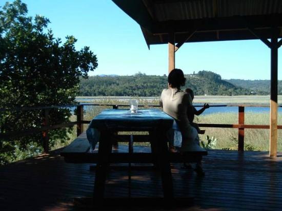 Bushbuck Camp: A beautiful vista