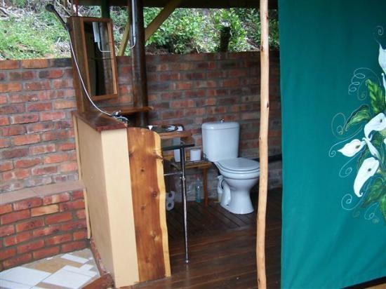 Bushbuck Camp: Bathroom