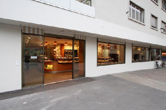 Confiserie + Cafes Graf