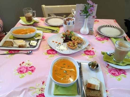 Linen House Restaurant: lunch