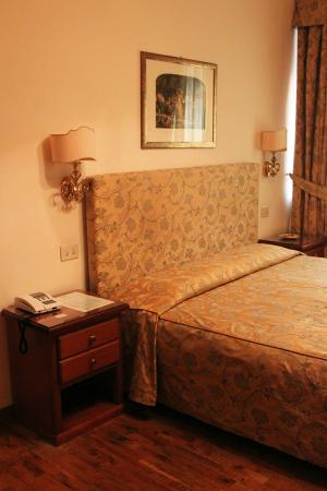 Hotel Cortina: My room