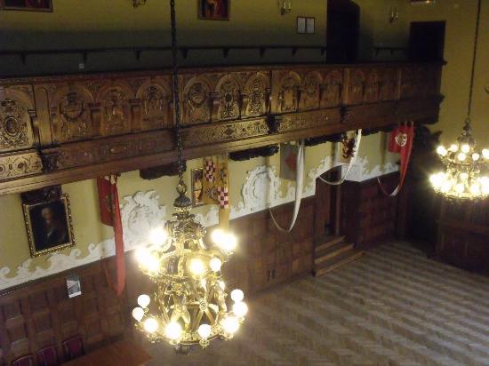 Lesna, Polonia: Knight's Hall