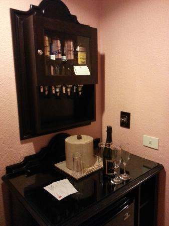 Hotel Riu Playacar: Mini Bar