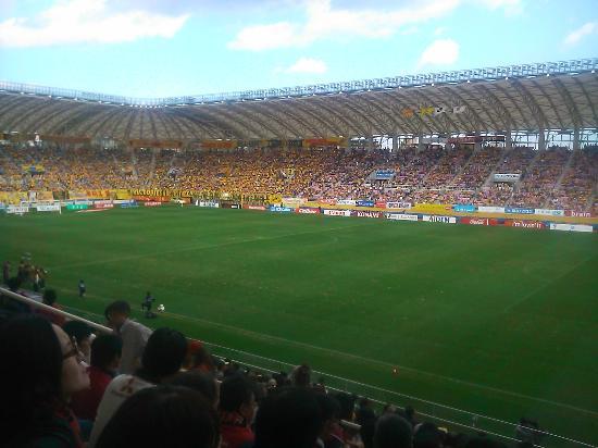 Yurtec Stadium : ベガルタの聖地