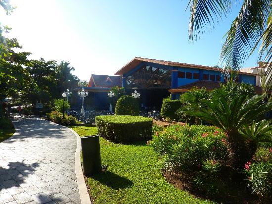 Hotel Riu Playacar: Theatre