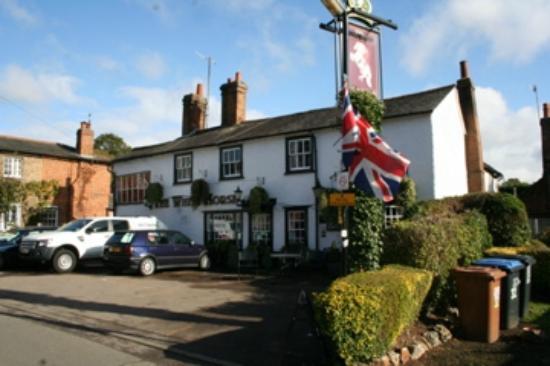 The White Horse: White Horse, Mill Lane, Welwyn AL6 9ET