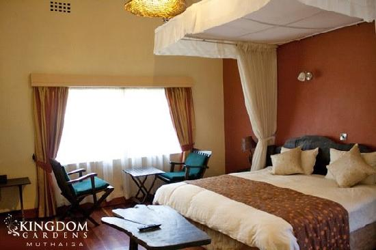 Kingdom Gardens Guest House: Superior Room