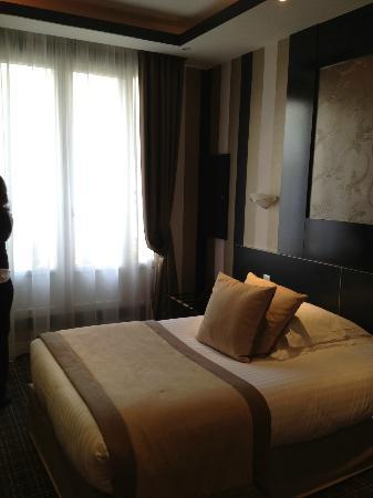 Hotel Atala Champs Elysees: Executive Room (single)