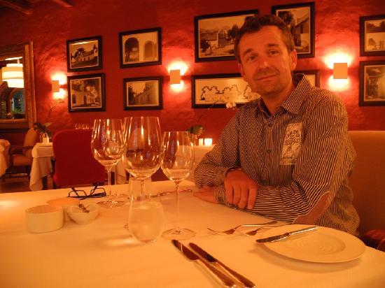 """Keren's Vine: Das Restaurant """"Rust en Vrede"""" von innen"""