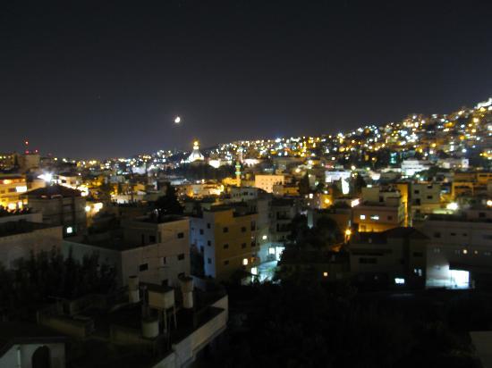 Rimonim Ha'Maayan Nazareth Hotel: nazareth dalla stanza