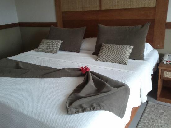 VIK Hotel Arena Blanca: quarto renovado bloco 4