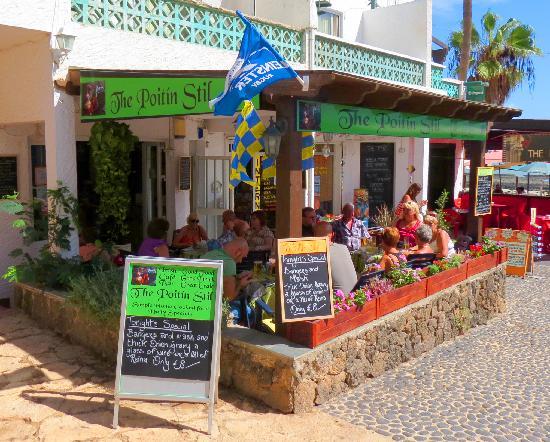 The Poitin Stil : Our Restaurant Bar