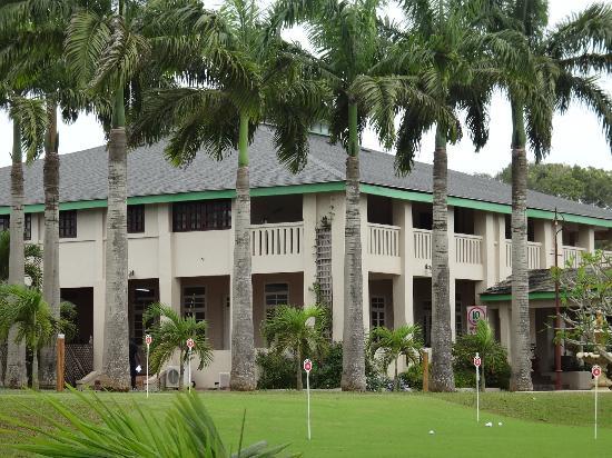 Sekondi-Takoradi, Ghana: main hotel