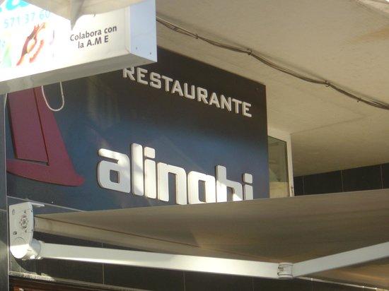 Alingui: Restaurante Alinghi