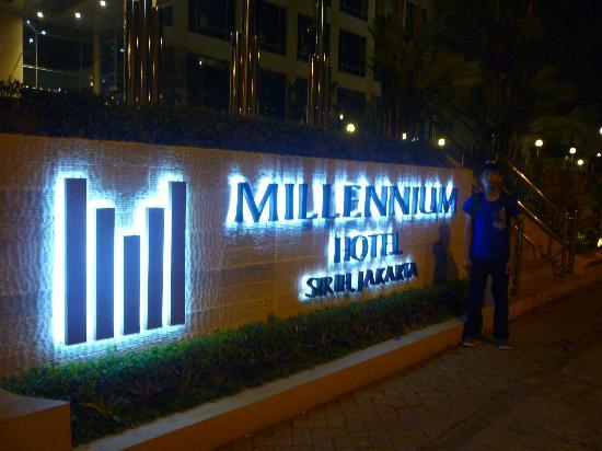 in front of hotel picture of millennium hotel sirih jakarta rh tripadvisor co uk