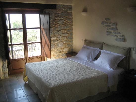 Castello Antico Beach Hotel: αναπαυτικο κρεβατι