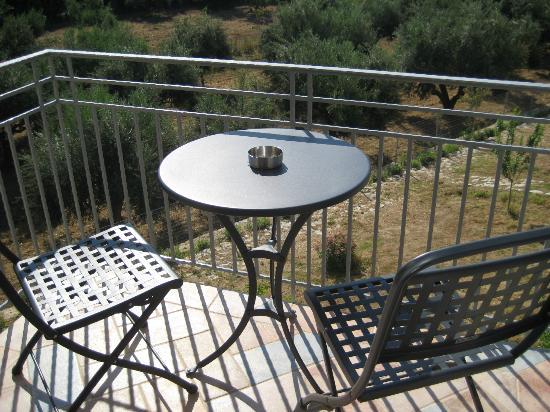Castello Antico Beach Hotel: το μπακλονακι