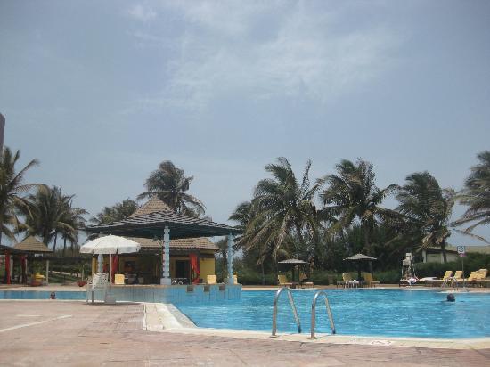 King Fahd Palace: piscina 