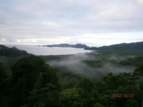 Vista Las Islas Hotel & Spa: Zimmeraussicht am Morgen