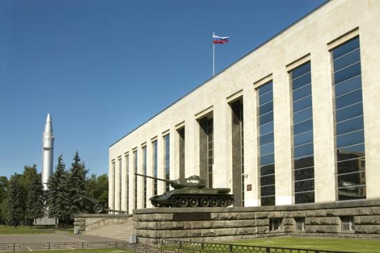 ‪Central Armed Forces Museum of Russian Federation‬