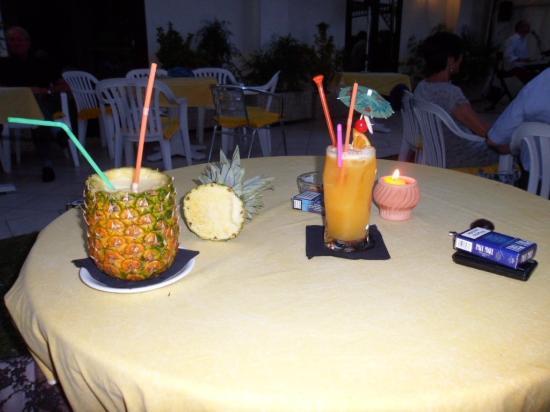 Hotel Terme Patria: I cocktail