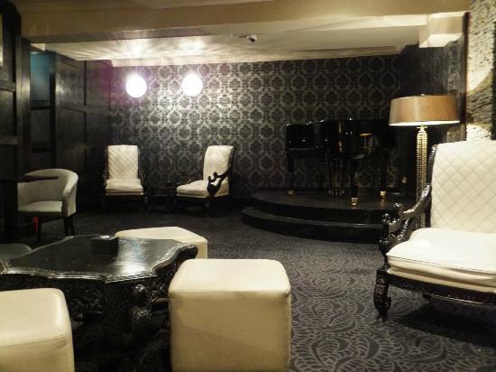 The Dumbuck House Hotel : Bar