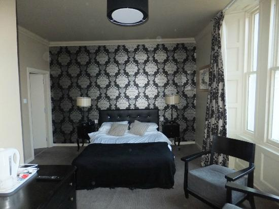 The Dumbuck House Hotel: Lovely decorated rooms