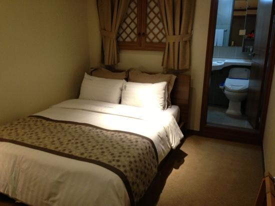 Hotel Jhill: スタンダードダブル