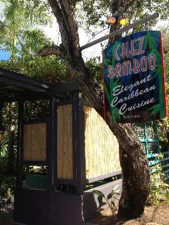 The new Chez Bamboo, what a transformation!