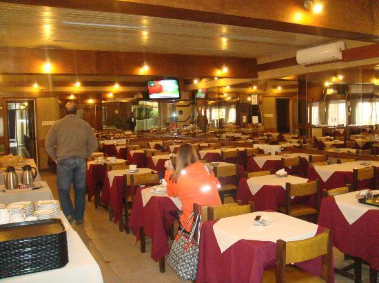 Hotel Leoncia: desayuno buffet