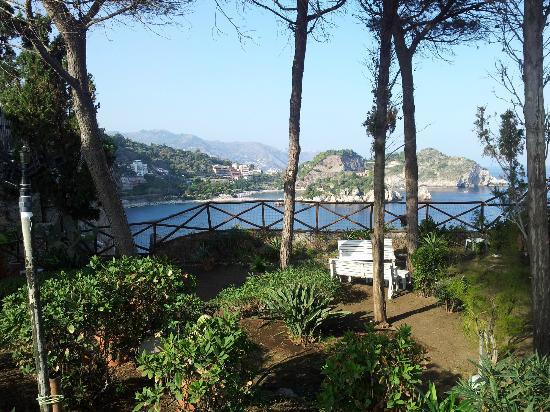 Atahotel Capotaormina: Garden