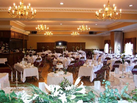 Rathkeale House Hotel: Wedding Reception