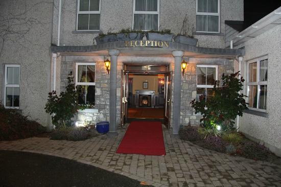 Rathkeale House Hotel : Warm & Friendly Reception