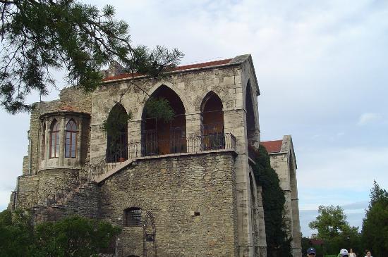 Tata, Hungary: The Castle