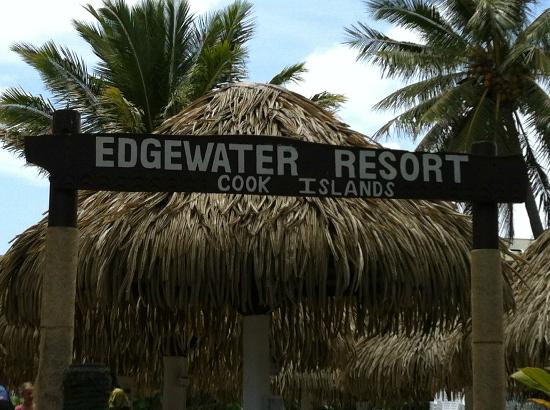 The Edgewater Resort & Spa : THE RESTAURANT