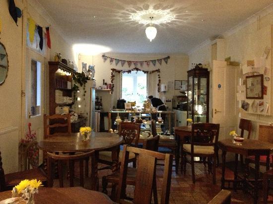 Cardiff Pettigrew Tea Rooms