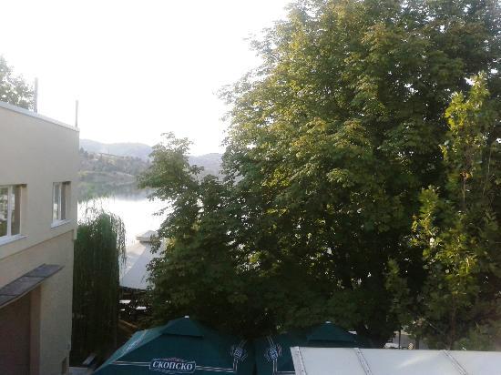 Hotel Romantique: view
